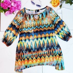 New Directions | Key Hole Top Size Small